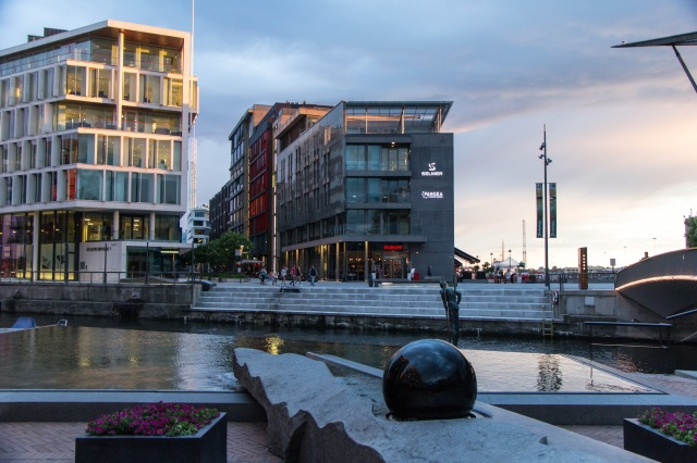 Oslo Harbor - Aker Brygge