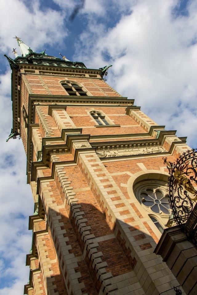 Gamla Stan - German Church
