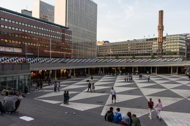 Modern City - Sergels Torg