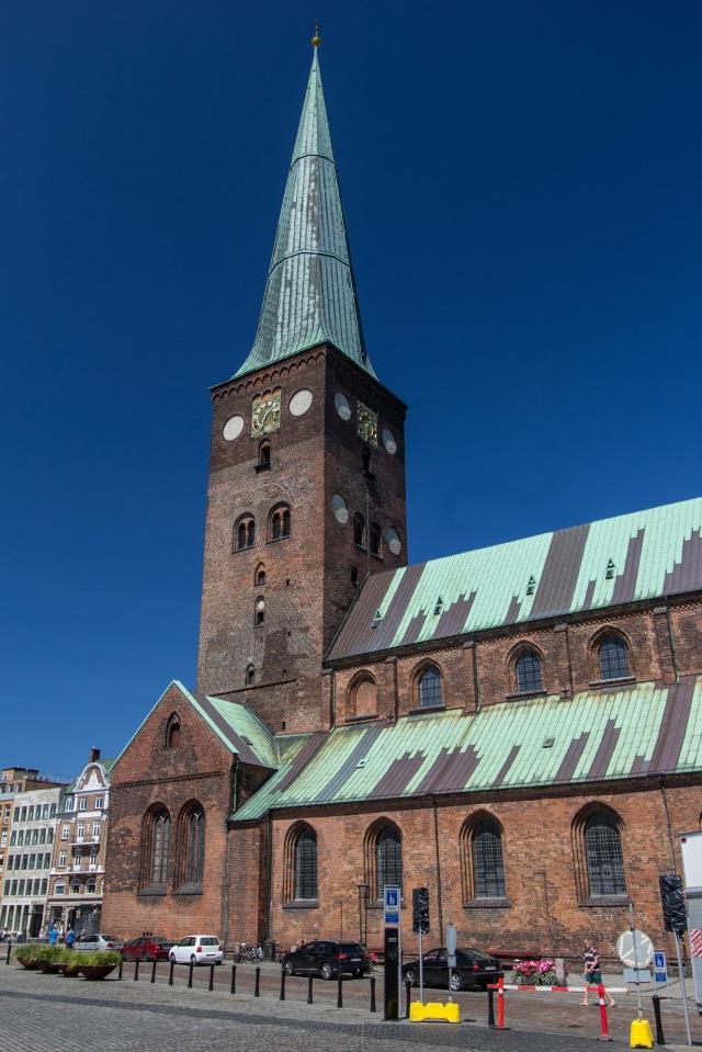 Aarhus -  Cathedral