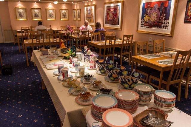 Balestrand Hotel - Breakfast Buffet