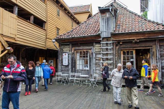 Bergen - Hanseatic Quarter