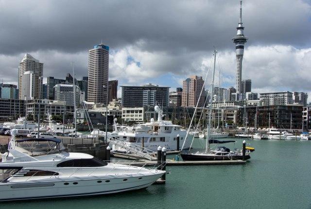 Auckland  - Wynard Quarter