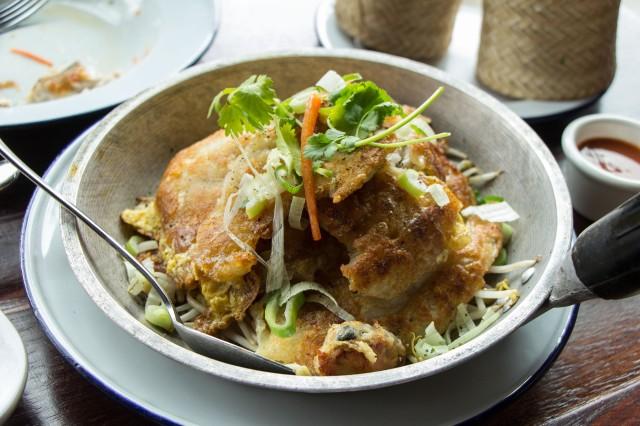 Auckland  - Wynard Quarter - Thai Street Restaurant