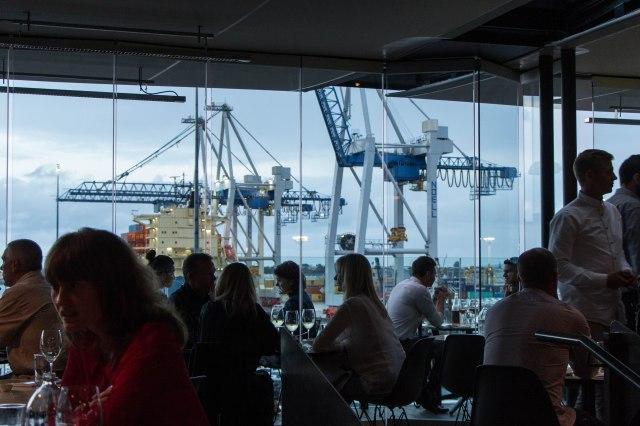 Auckland - Ostro Restaurant
