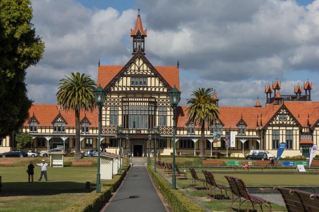 Rotorua -Museum