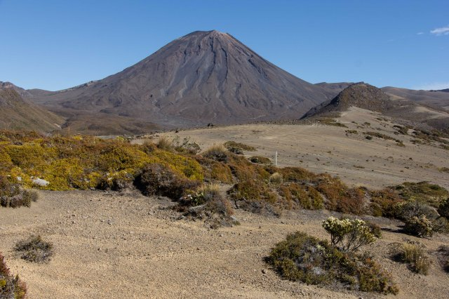 Tongariro National Park - Circuit Trek