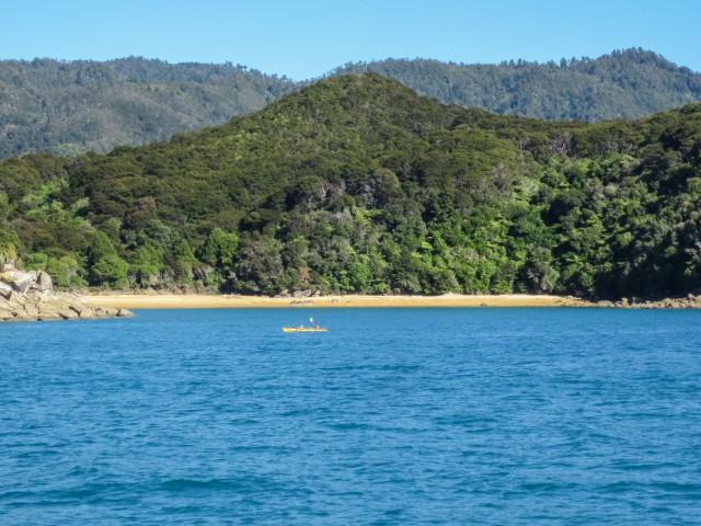 Abel Tasman Natl Park - Water Taxi