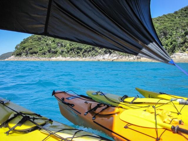 Abel Tasman Natl Park - Kayaking