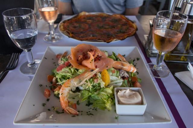 Ajaccio - Restaurant Le Forum