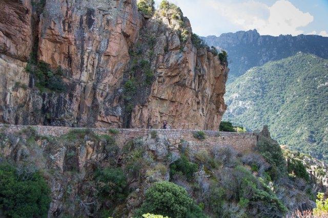 Drive from Porto to Calvi