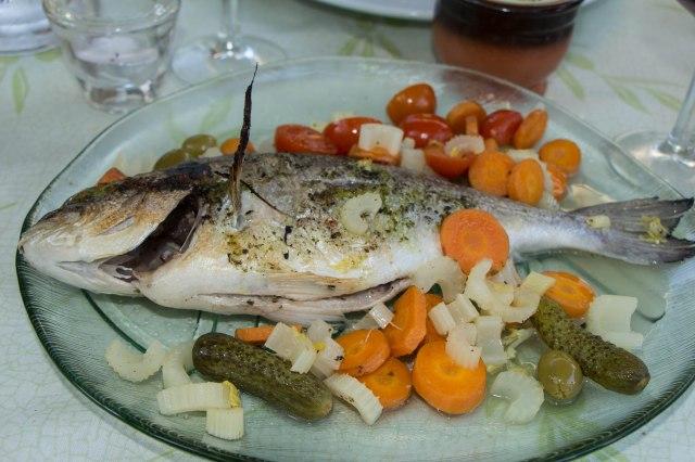 Calvi - Restaurant Funtana