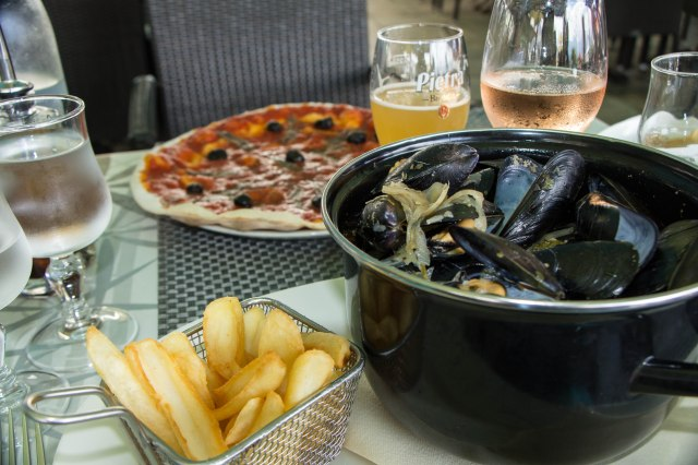 Calvi - Restaurant La Transat