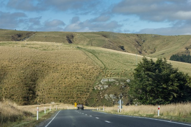 Cromwell to Dunedin via route 85