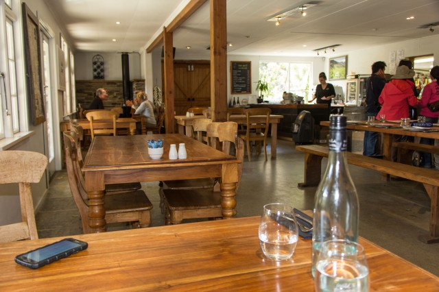 Otago Wine Region - Wild Earth Cellar Door