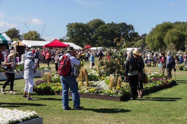 Christchurch - International Flower Show