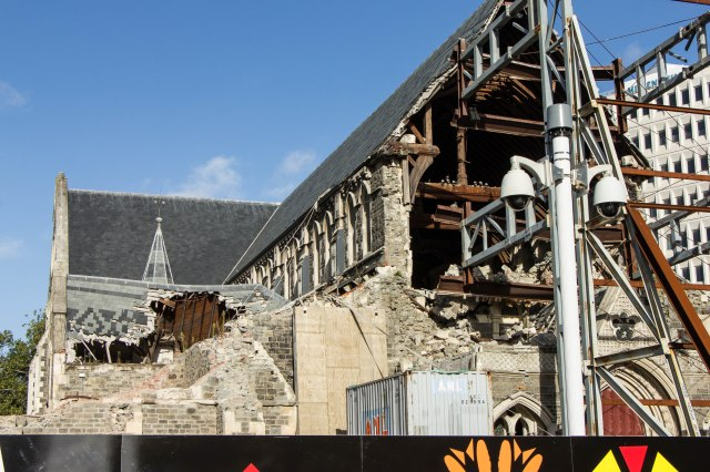 Christchurch - Cathedral