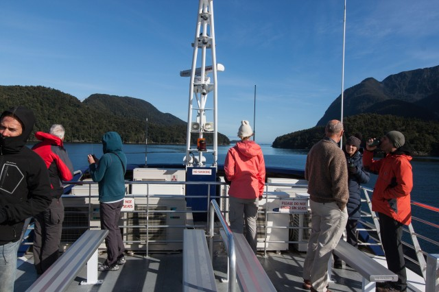 Doubtful Sound Tour - to the Tasman Sea