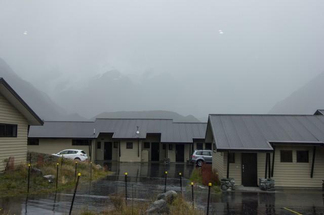 Aoraki Court Motel - Mt Cook Village