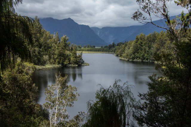 West Coast - Lake Matheson