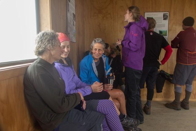 MIlford Track - Day 3 Mintaro to  Dumpling Hut