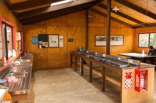 Milford Track - Clinton Hut