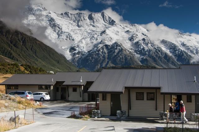 Mt Cook - Aoraki Court Motel