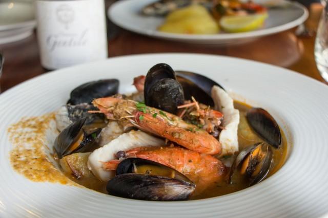 Porto - Restaurant La Mer