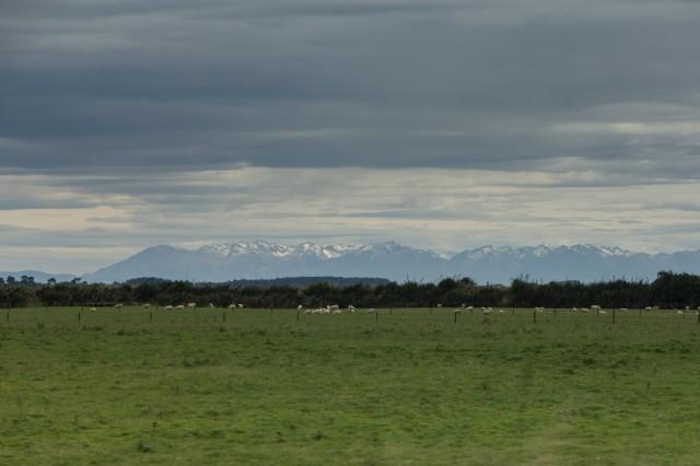 Near Invercargill