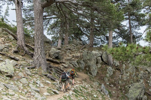 GR20 Stage 11 - Day 5