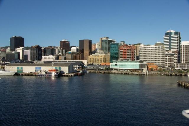 Wellington - Harbor