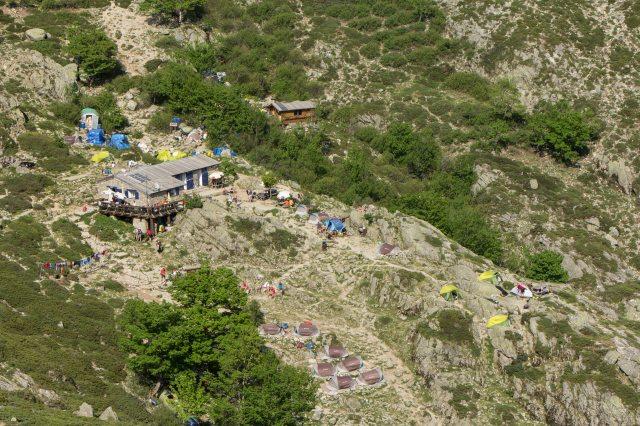 GR20 - Refuge d'Usciolu