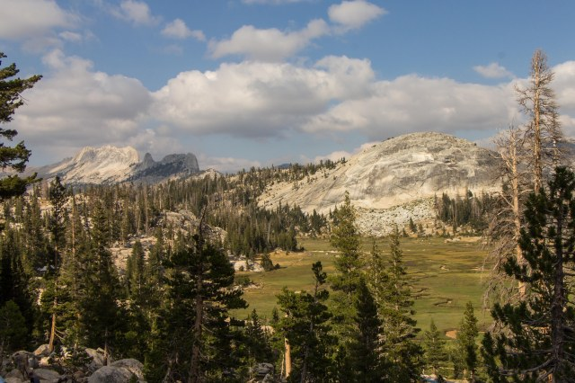 Half Dome to Sunrise Lakes Junction-15