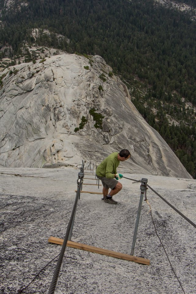 Half Dome to Sunrise Lakes Junction-5
