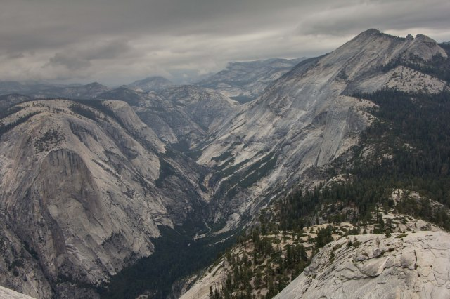 Half Dome to Sunrise Lakes Junction-6