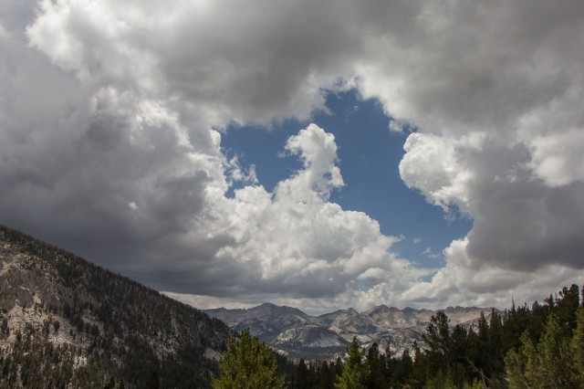 John Muir Wilderness, Deer Creek to Virginia Lake
