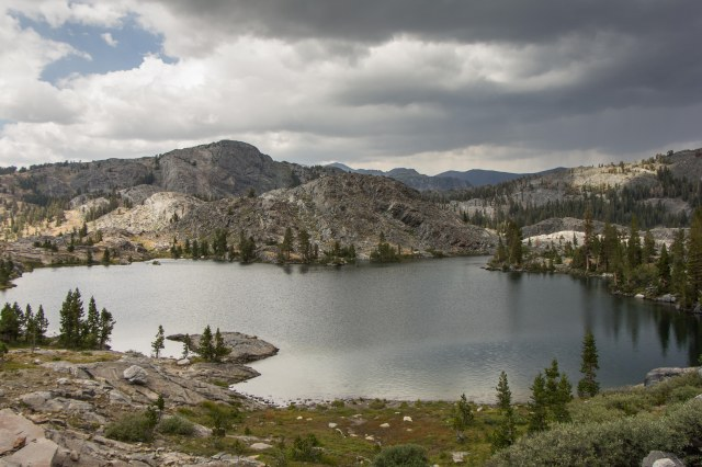 Emerald Lake, Ansel Adams Wilderness