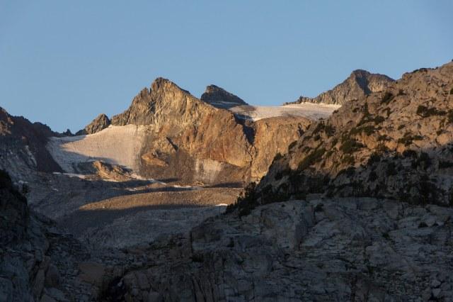 Lyell Peak, Yosemite