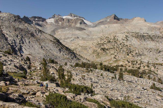 Donohue Pass, Yosemite