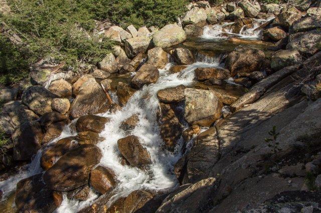 Jmt Lake Virginia To Mono Creek Junction John Muir