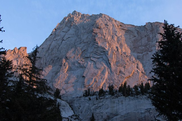 Mt Whitney - Outpost Camp