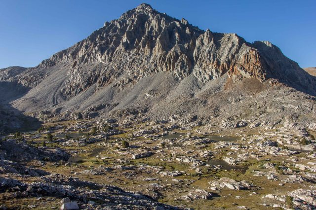 Kings Canyon Natl Park - Pinchot Pass to Twin Lakes