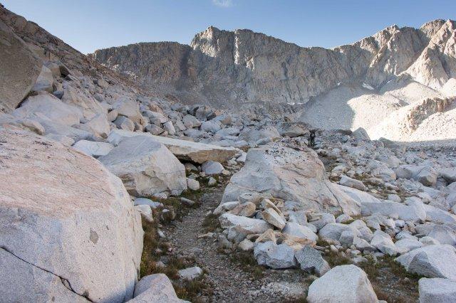 Kings Canyon Natl Park - Mather Pass