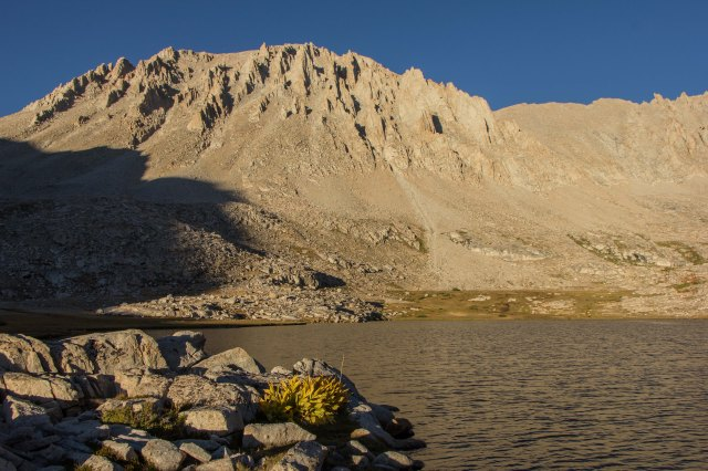JMT - Sequoia Natl Park - Guitar Lake