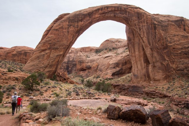 Day 3 - Rainbow Bridge