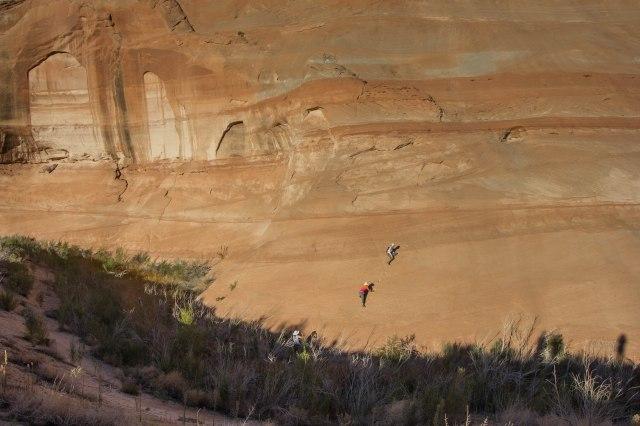 Day 1 - Gunsight Canyon