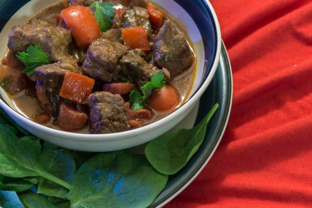 Corsican Beef Stew-1