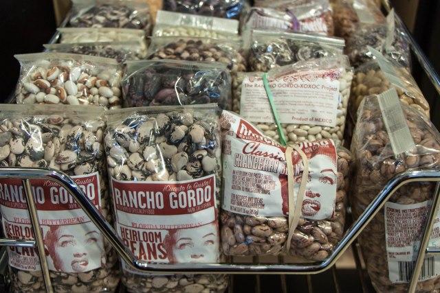 Rancho Gordos Senate Bean Soup Dogeared Passport