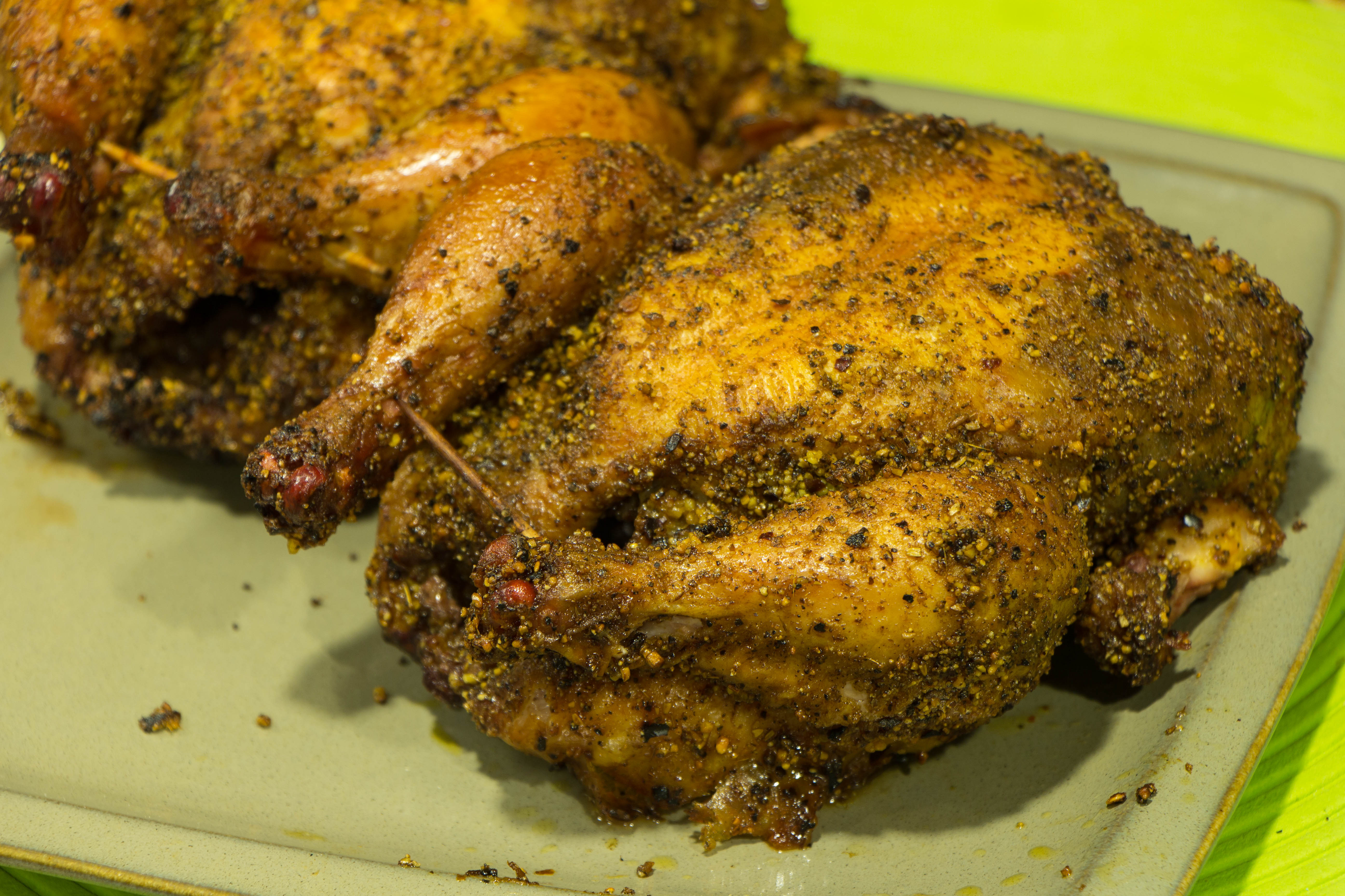 Indian roasted cornish hens cooking in tongues roasted cornish hens 1 forumfinder Choice Image