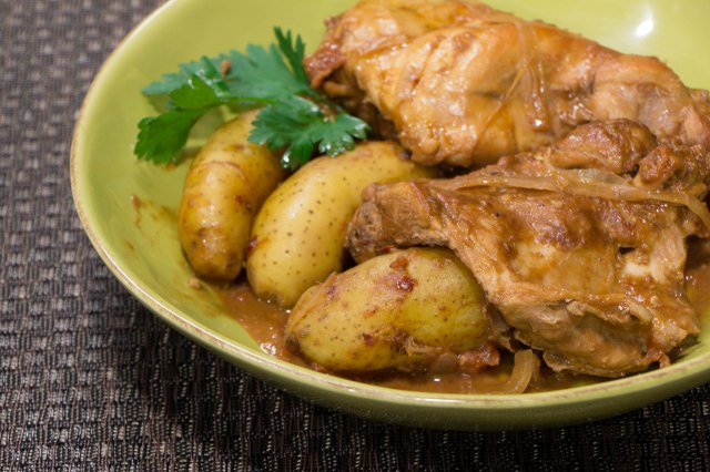Spanish Braised Rabbit-1